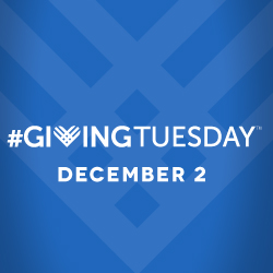 Join #GivingTuesday